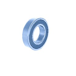 10 mm x 30 mm x 9 mm  PFI 6200-2RS C3 deep groove ball bearings